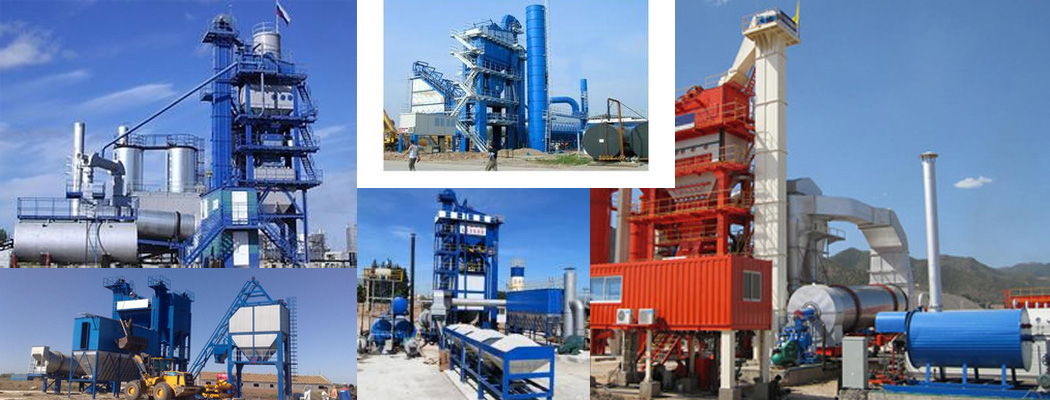 The cost accounting of asphalt mixing plant