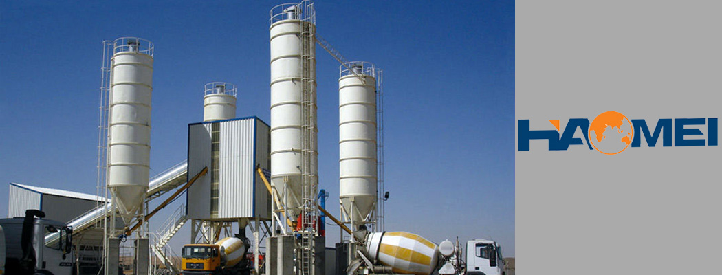 The risk of using second-hand cement silo