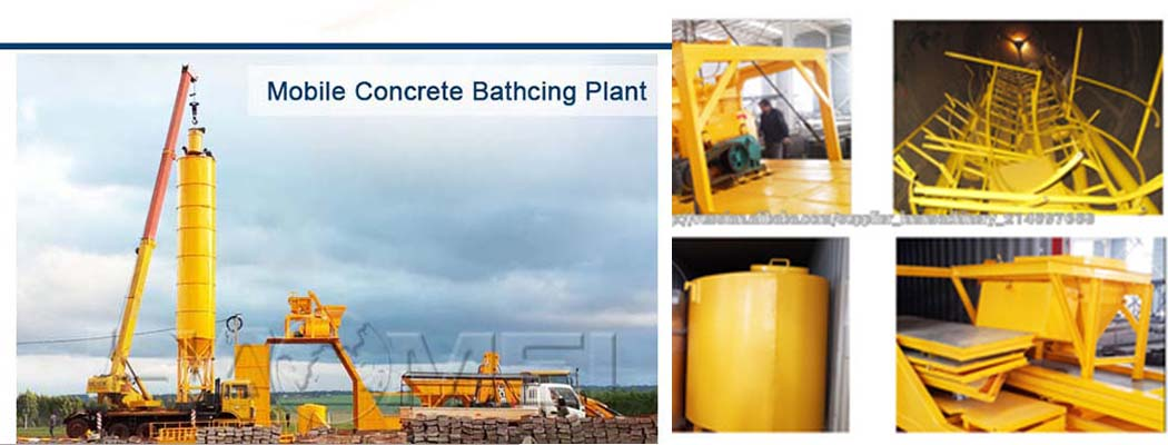 concrete batch plant power consumption per hour