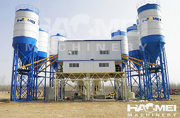 How to Demolishing concrete batching plant?